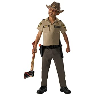 The Walking Dead Child Rick Grimes Costume price  sc 1 st  Great Toys for Kids & The Walking Dead Halloween Costumes