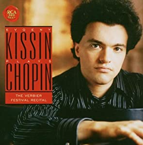 Kissin Plays Chopin-the Verb