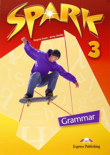 Spark: Grammar Book (Spain) Level 3