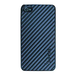 Poetic(TM) EasySnap Case for iPhone 4 4S Black Carbon Fiber