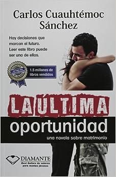 La Ultima Oportunidad: Carlos C. Sanchez, Carlos