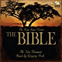 The Bible: The New Testament: The King James Version (       UNABRIDGED) by Phoenix Audio Narrated by Gregory Peck