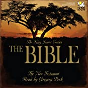 The Bible: The New Testament: The King James Version | [Phoenix Audio]