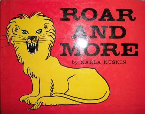 Roar and More PDF