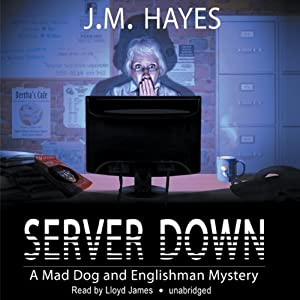 Server Down: A Mad Dog and Englishman Mystery | [J. M. Hayes]