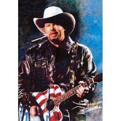 Toby Keith LIVE concert art print POSTER RARE country - 11x17