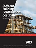 RS Means Building Construction Cost Data 2013 Books