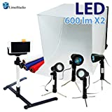 LimoStudio-24-Folding-Photo-Box-Tent-LED-Light-Table-Top-Photography-Studio-Kit-AGG1071