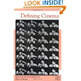 Defining Cinema (Rutgers Depth of Field Series)