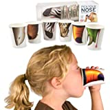 Pick Your Nose Animal Party Cups, Package of 24
