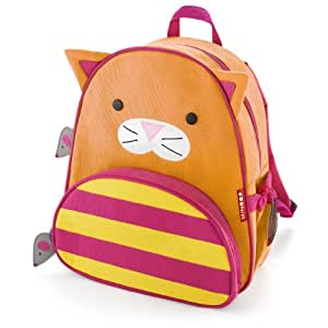 Skip Hop Zoo Pack Little Kid Backpack, Cat