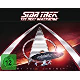 "Star Trek: The Next Generation - The Full Journey [49 DVDs]von ""Patrick Stewart"""
