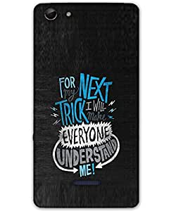 Micromax Canvas Selfie 3 Q348 Back Cover Designer Hard Case Printed Cover