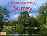 img - for Landscapes of Surrey (County Landscapes S.) book / textbook / text book