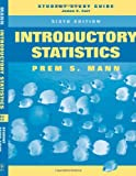 img - for Introductory Statistics, Student Study Guide book / textbook / text book