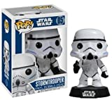 Stormtrooper: Funko POP! x Star Wars Vinyl Bobble-Head Figure w/ Stand