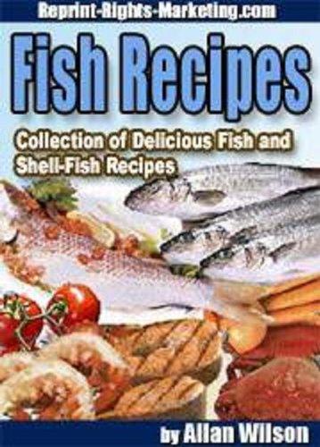 200 Fish And Shell Fish Recipes (Dodo Publishing)