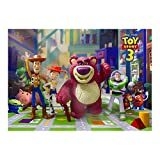 Disney Amazing 3D Greeting Card Postcard - Collectible Disney Pixar Toy Story 3D Lenticular Greeting Card -