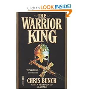 The Warrior King by Chris Bunch