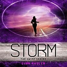 Storm: Swipe, Book 3 (       UNABRIDGED) by Evan Angler Narrated by Barrie Buckner