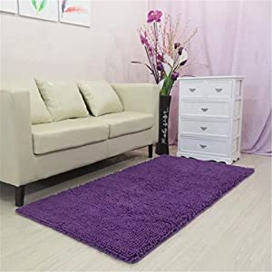 newrara super soft modern shag area rugs