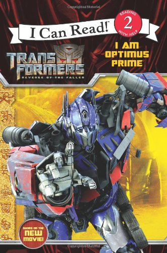 Image of Transformers: Revenge of The Fallen: I Am Optimus Prime (I Can Read Book 2)