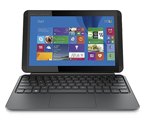 "HP Pavilion 10-k077nr x2 Detachable 10"" Notebook PC - Intel Atom 1.3GHz 2GB 32GB SSD Windows 8.1 (Certified Refurbished)"