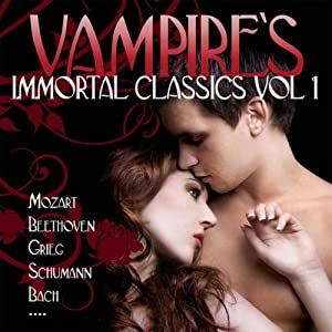 Vampire's Immortal Classic Vol.1 from Golden Core