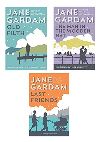 Old Filth Trilogy Set (Old Filth, The Man in the Wooden Hat, Last Friends) (Gardam Old Filth compare prices)