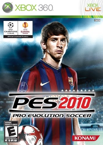 Pro Evolution Soccer 2010 – English version