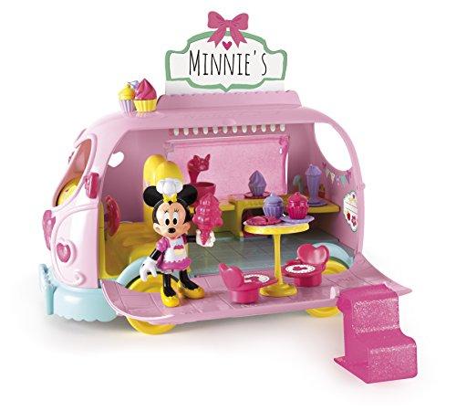 IMC Toys 181991MI3 - Furgone delle caramelle di Minnie