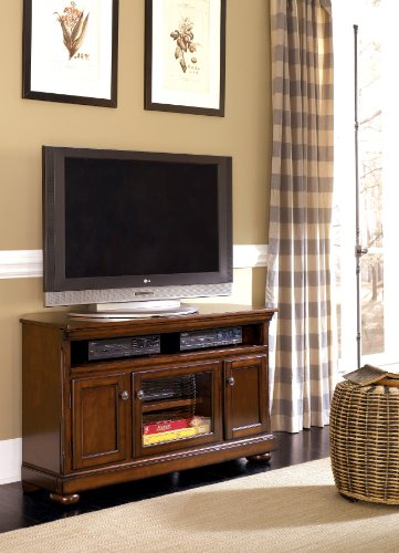 Cheap Hodgenville Medium TV Stand by Ashley Furniture (W697-28)