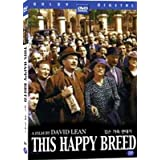 David Lean's This Happy Breed ~ by Noel Coward and Ronald Neame [Import, All-regions] (1944) ~ David Lean