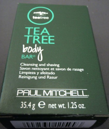 Paul Mitchell Tea Tree Body Bar 1.25 Oz Travel Size
