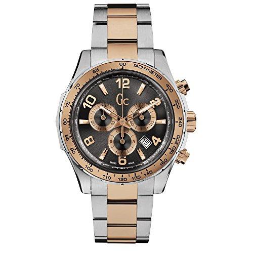 GC by Guess orologio uomo Sport Chic Collection Techno Sport cronografo X51004G5S
