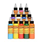 Eternal tattoo ink Sets /Grey wash set - Pick yours (12 color sample set- 1oz)