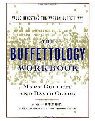 The Buffettology Workbook: Value Investing the Buffett Way