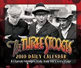 Three Stooges - Box 2010 Box Calendar