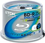 TDK Blu-ray Disc 50 Spindle - 25GB 4X...