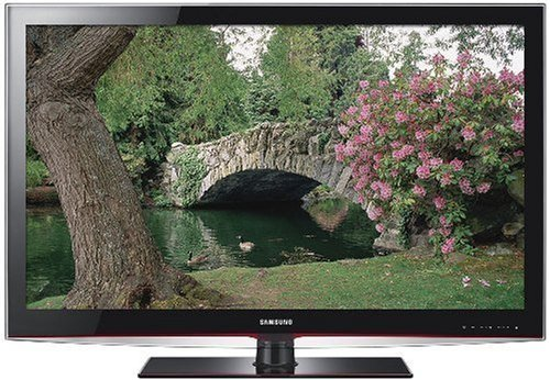 Samsung LN40B550 is one of the Best 42-Inch or Smaller HDTVs Under $1000 for Watching Movies or TV Shows