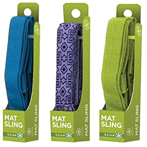 Gaiam Yoga Mat Sling (colors may vary)