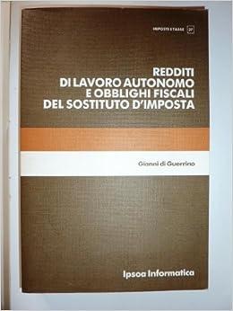 Redditi di lavoro autonomo e obblighi fiscali del