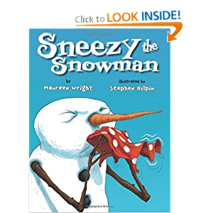 Sneezy the Snowman book downloads