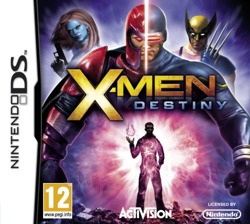 X-Men Destiny  (Nintendo DS)