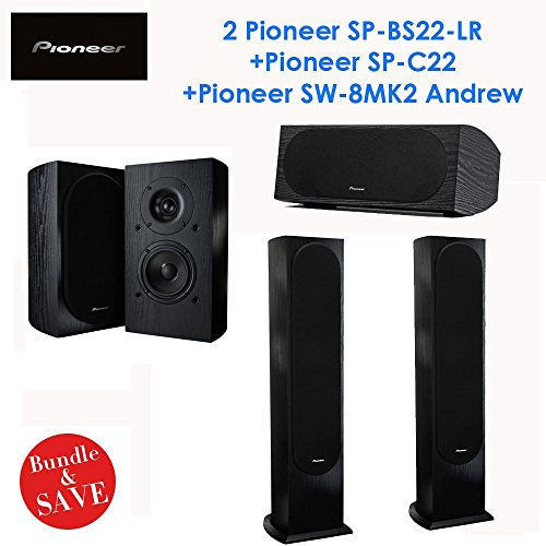 Awardpedia Pioneer Sp Fs52 Lr Andrew Jones Designed