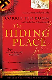 The Hiding Place by Corrie Ten Boom ebook deal
