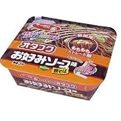 サッポロ一番 オタフクお好みソース味焼そば 12個入
