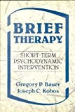 img - for Brief Therapy: Short Term Psychodynamic Intervention book / textbook / text book