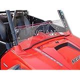 2008-2014 Polaris RZR 800/900 Half Windshield - 1/4