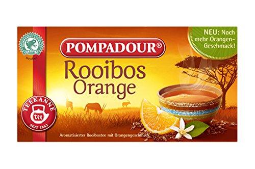 ポンパドール ルイボスティー スウィートオレンジ 35g (20袋)